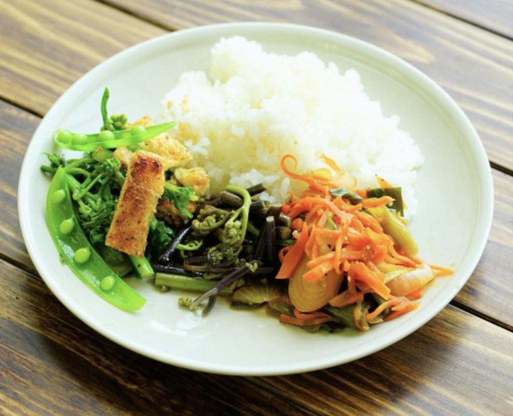 坂ノ途中。野菜宅配サービス。まかない飯