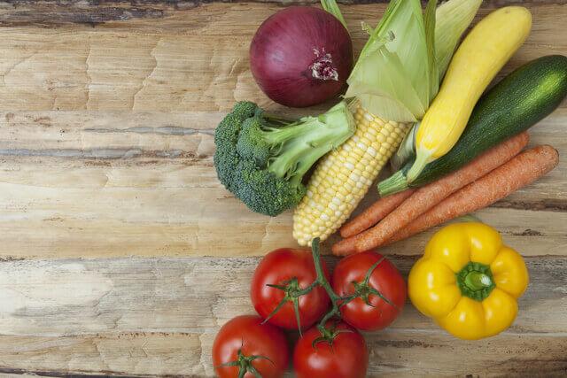 野菜宅配、基準値