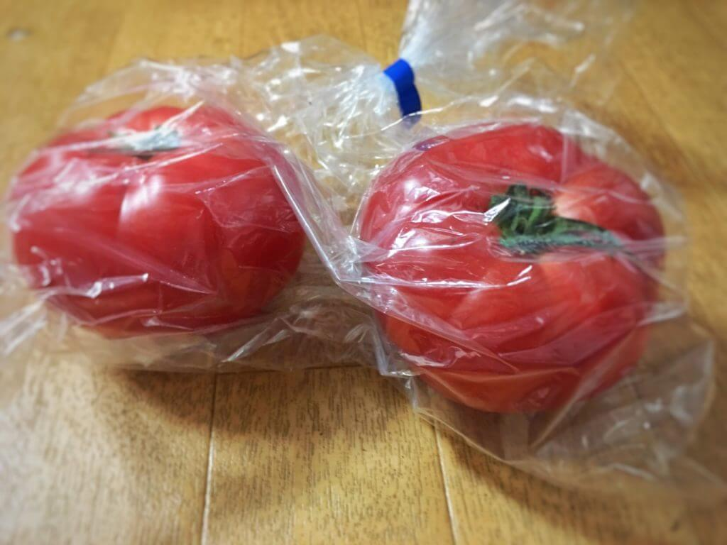 らでぃっしゅぼーや、トマト