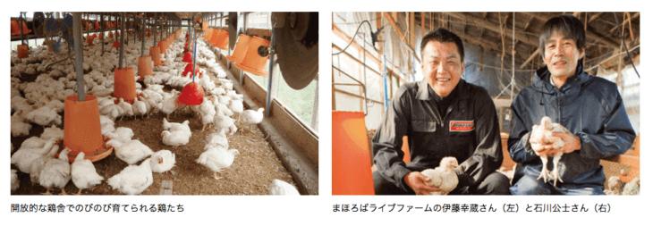 大地を守る会の畜産品に対する安全せい