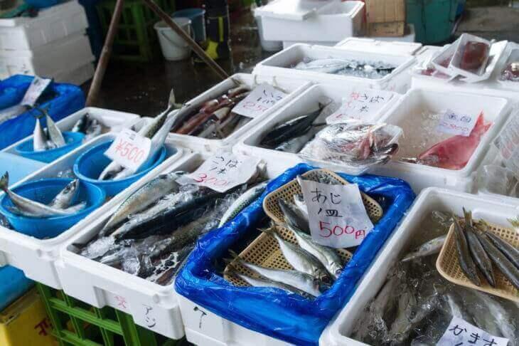 畜産品海の幸も安心安全な場所とのみ契約