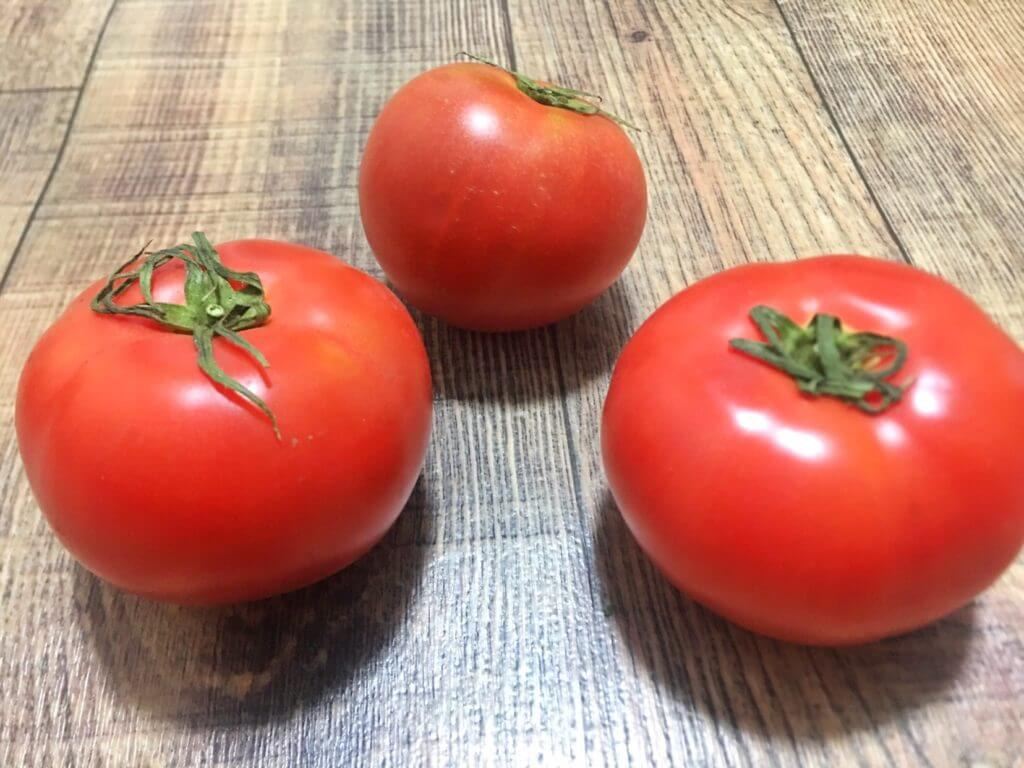 大地を守る会のトマト