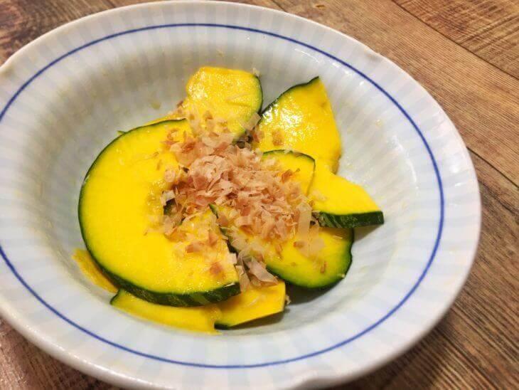 オイシックス (Oisix)の珍しい野菜「かぼっこりーの調理」
