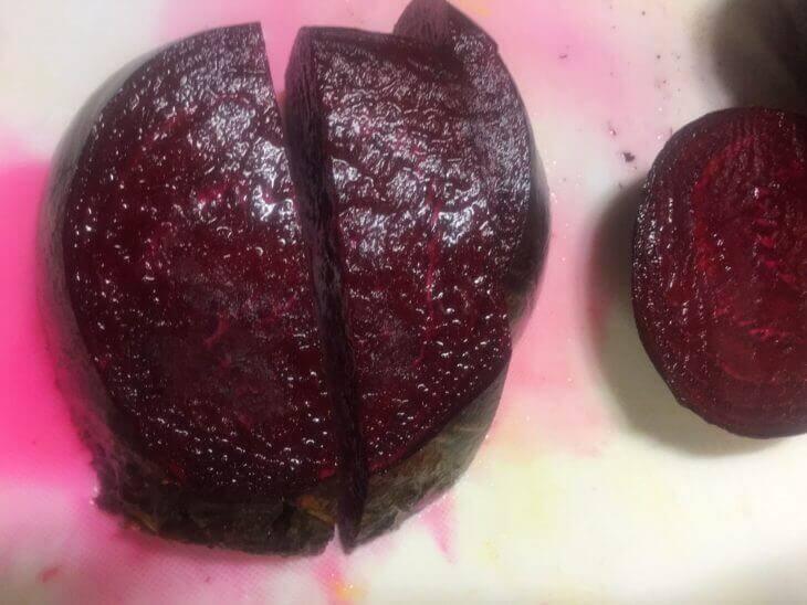 オイシックス (Oisix)の珍しい野菜「ビーツ」