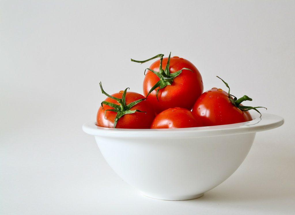 野菜宅配のトマト