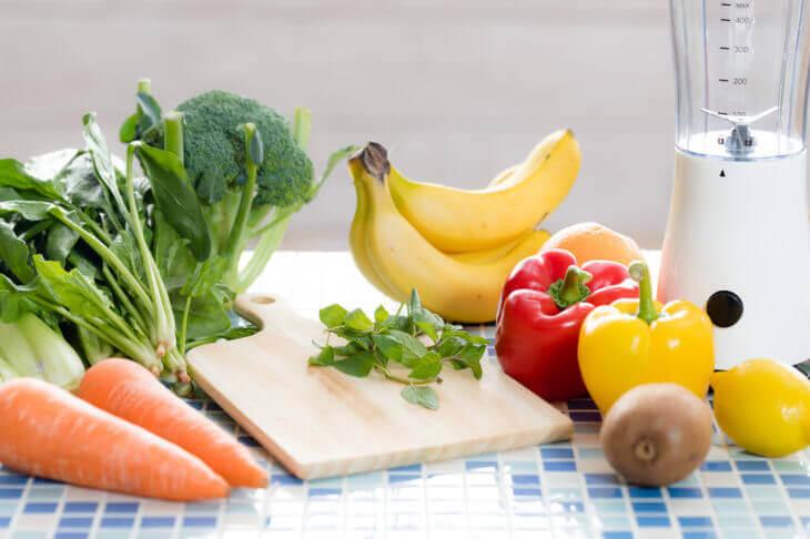 調理が簡単でも栄養のあるものを