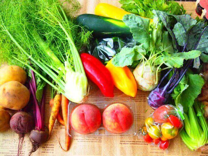 体臭を改善する野菜はこちら