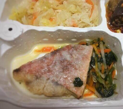 赤魚の塩麹焼き弁当