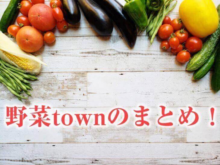 野菜townのヨシケイまとめ