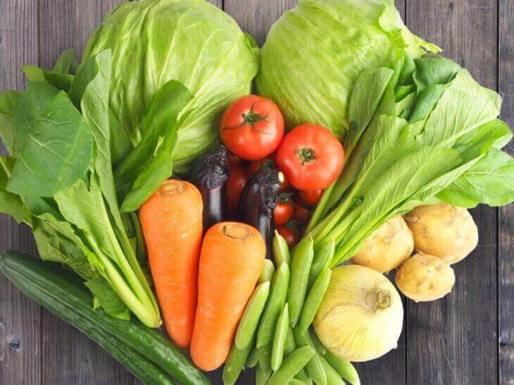 カシューナッツの味は野菜と相性が良い!