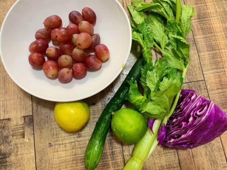 アンチエイジング・美肌効果のある紫の食材