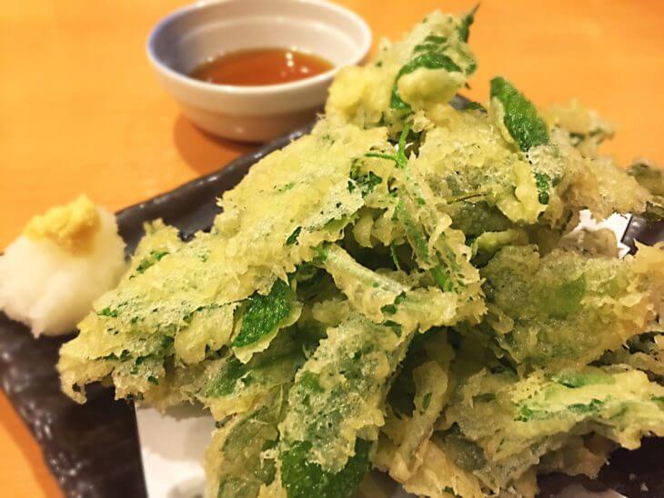 明日葉の美味しい食べ方