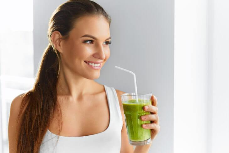 青汁を飲みすぎると貴重な栄養が体の毒になります。