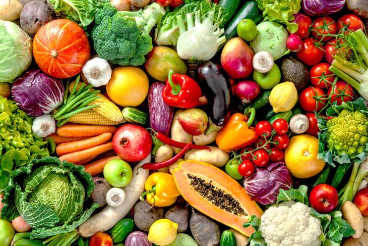 ここまでの野菜・果物の分類をまとめてみる