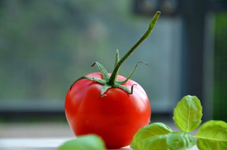 トマトの主な栄養素と加熱のまとめ