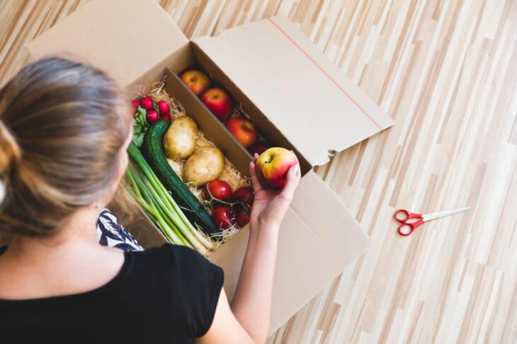 食事を無農薬に変えるには宅配サービスがおすすめ