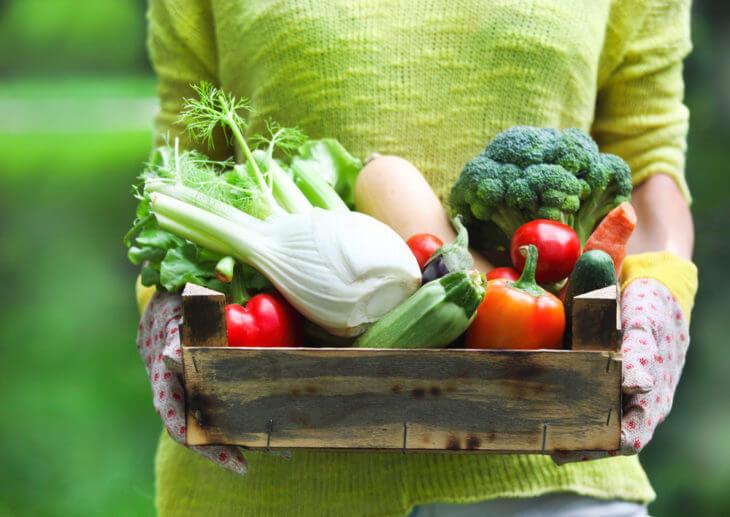 生活を変えるために、食生活に目を付ける