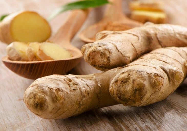 生姜の栄養素や効果効能を紹介!