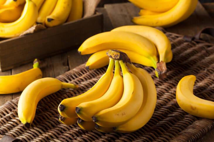 バナナの食べごろは?保存(追熟)する方法を紹介