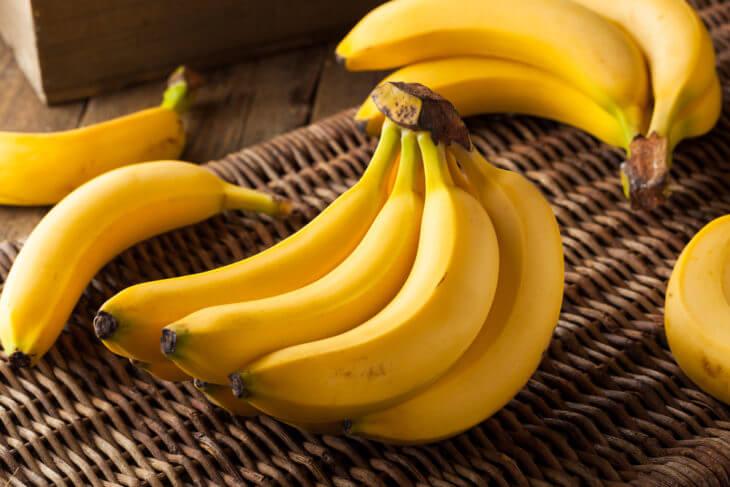 バナナの栄養と効果効能まとめ