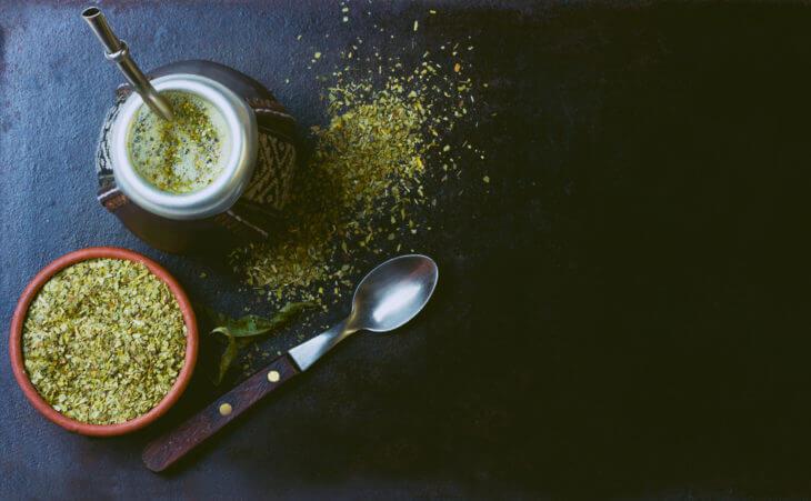 マテ茶の栄養成分と効果効能まとめ
